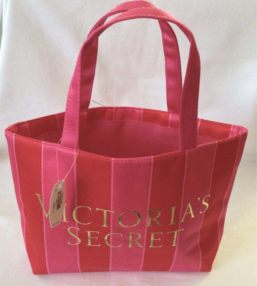 Bolsa Dourada Victoria Secrets : Bolsa victoria secret rosa en mercado libre