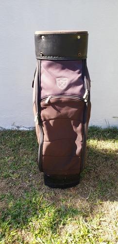 bolsa vintage para golf nike - usada