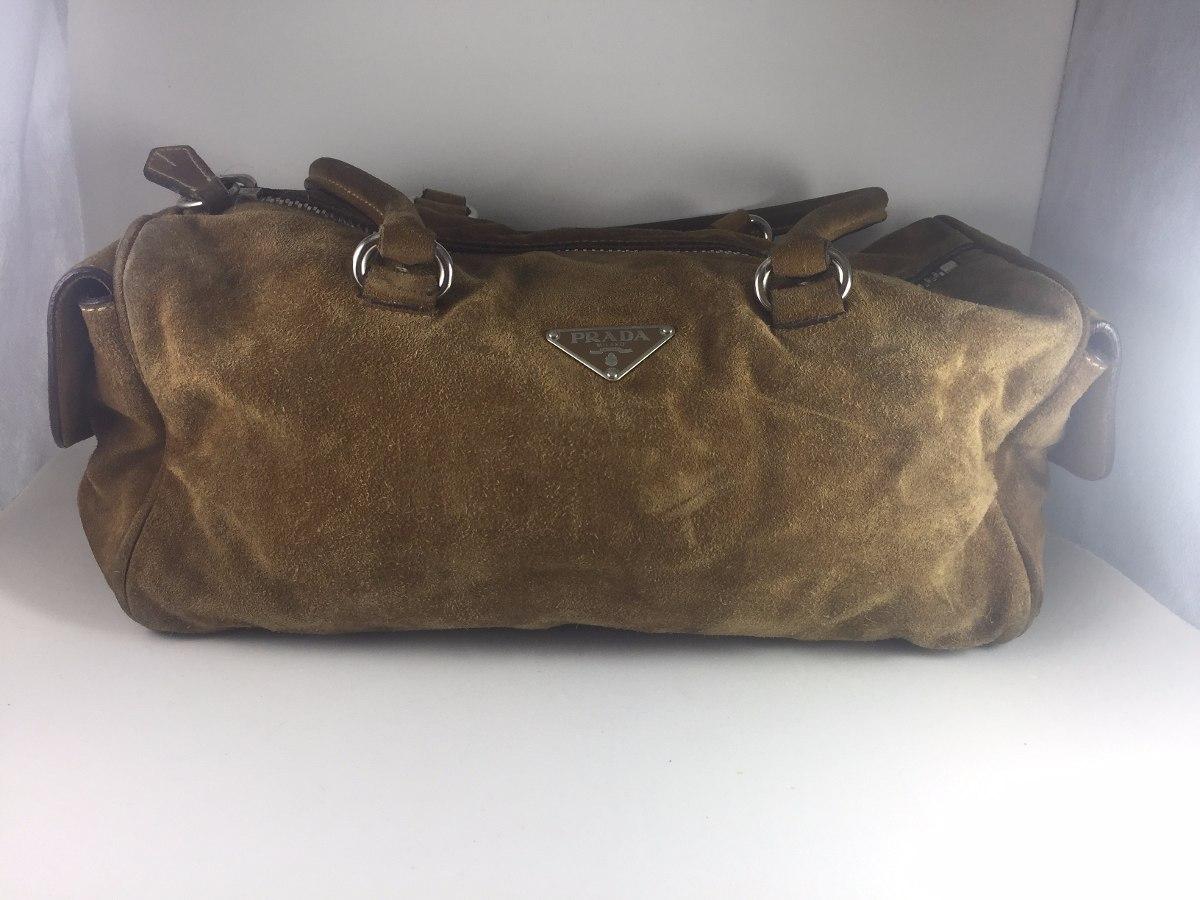 021ba16f0a1f Bolsa Vintage Prada Baguette P (usada) - Produto Original - R$ 240 ...