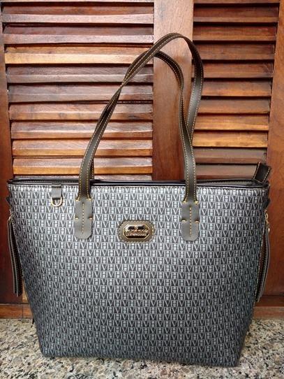 ba3490760 Bolsa Vitor Hugo Lindsay Mm Preta - R$ 139,00 em Mercado Livre