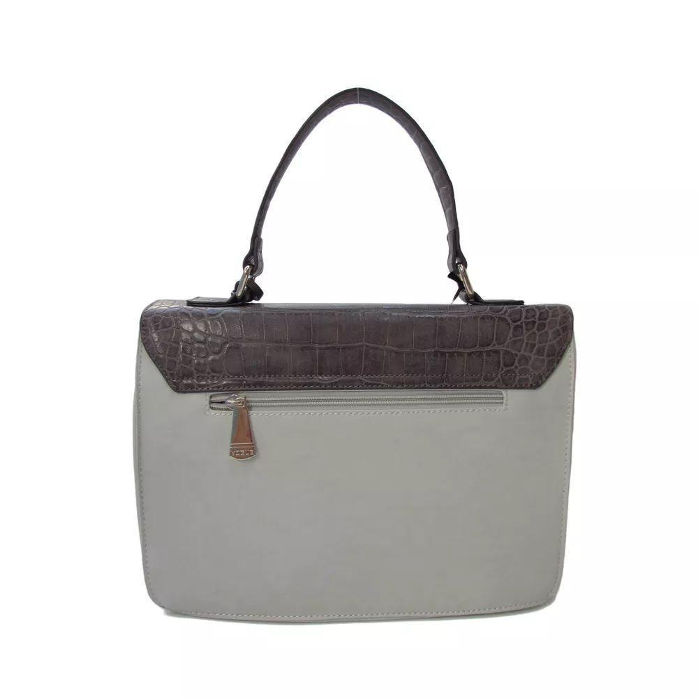 Bolsa Vogue Bege Com Marrom - R  198,60 em Mercado Livre 9a5e2400a0