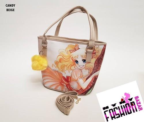 bolsa y cartera para dama candy diseño actual.