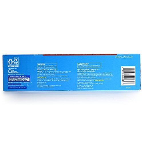 bolsa ziploc para congelador, tamaño galón-28 ct
