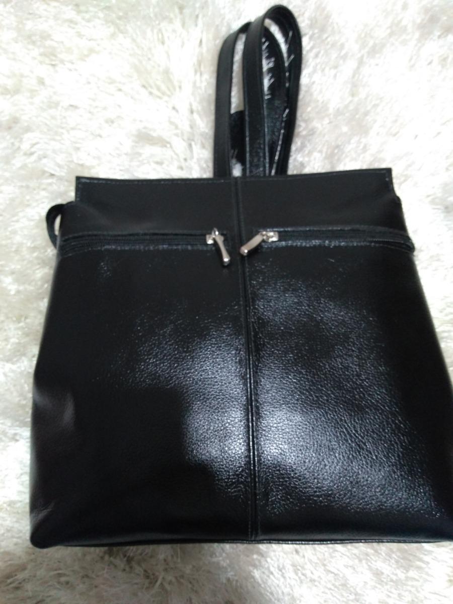 1a76250f9 bolsa/mochila em couro legitimo direto da fabrica feminina. Carregando zoom.