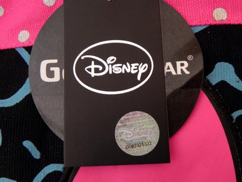 bolsa/mochila tote minnie mouse by disney envio gratis