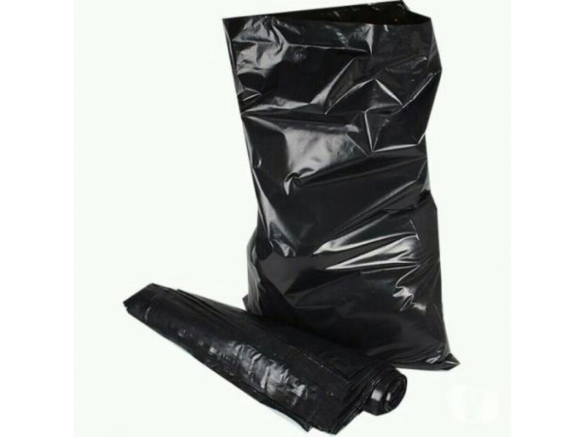 bolsas 200 lts para basura negra calibre 8 buena calidad. Cargando zoom. 5e0c3ddd9a2