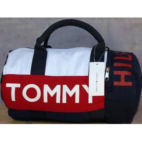 d6511aafc Bolsa Tommy Hilfiger Pequena Viagem Mini Duffle Bag - Bagagem e ...