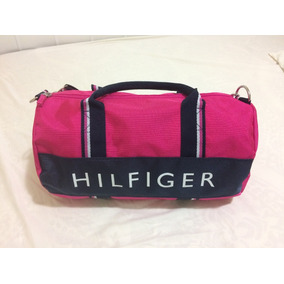 e53caa939ba9e Bolsa Tommy Hilfiger Mini Duffle Impermeável 2018 Rosa Pink