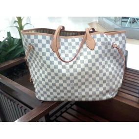 52396ca6627 Bolsa Feminina Neverfull Louis Vuitton - Pronta Entrega