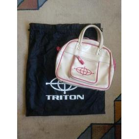 26ed4b799 Bolsa Triton Original 100 Couro - Bolsas no Mercado Livre Brasil
