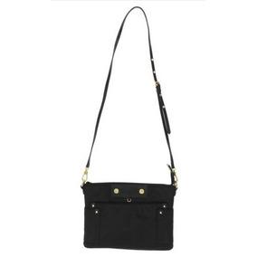 bcb7b79aaa0d1 Bolsa Marc Jacobs Preppy Nylon Hobo Bag In Black - Bolsas Femininas ...