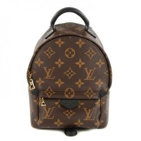 5c95386048a Bolsa Louis Vuitton Palm Springs Mini Backpack Mochila Caja