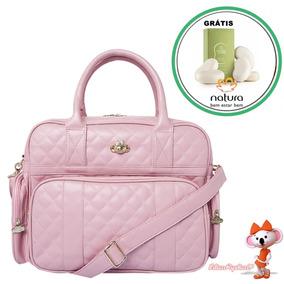 b96bf806e Bolsa Maternidade Pequena Rosa Lilica Ripilica Bolsas - Bebês no ...