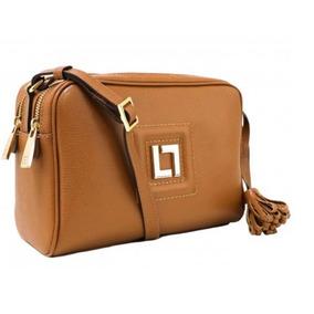 f644ab3aef Bolsa Mini Bag Couro Luz Da Lua Na Cor New Ridge Cohiba 5424