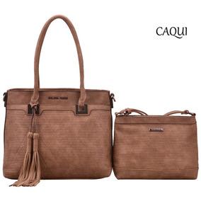 d1ced0128 Bolsa Da Cucci Femininas Couro Colcci - Bolsas de Couro Marrom no Mercado  Livre Brasil
