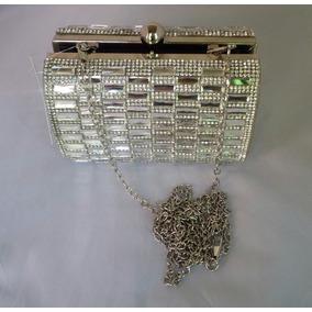 83137f994 Bolsa Clutch Prata - Bolsa de Outros Materiais Femininas em Minas ...