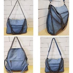 791155708 Bolsa Chanel ( Inspired) - Bolsas Femininas Azul aço no Mercado ...