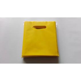 d609d3cb7 50 Bolsa Plástica P/ Imprimir Serigrafía Tipo Boutique 20x22