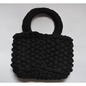 brillante en brillo comprar producto caliente Bufanda Trapillo Estambre - Equipaje y Bolsas Negro en ...