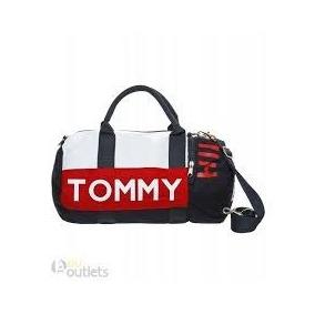 3f778107fb846 Mala Tommy Hilfiger Cor Rosa - Calçados