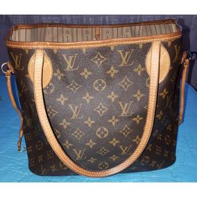 16c48d781 Bolsa Neverfull Clon Aaa - Bolsas Louis Vuitton Sin cierre en Estado ...