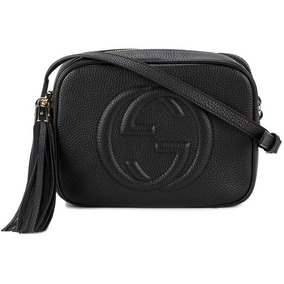 3b7d3f28a Bolsa Gucci Soho Leather Chain Bag Branca Na Caixa - Bolsas no ...