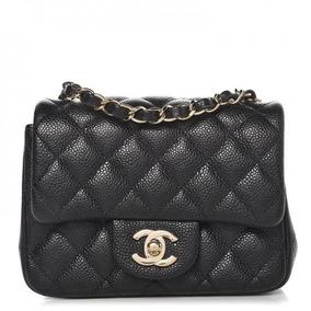 4eec2cf4be11d Mini Bolsa Chanel Inspired - Bolsa Chanel Femininas no Mercado Livre ...