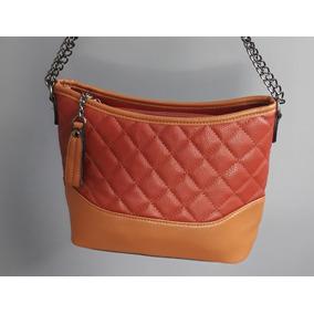 d53633681 Bolsa De Correntes Channel - Bolsas Femininas Marrom no Mercado ...