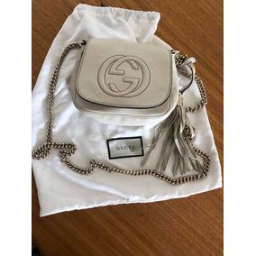 43a8db155c504 Bolsa Gucci Soho Chain - Calçados
