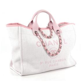 752ecfa26a4aa Bolsa Chanel Rosa - Bolsa Chanel Femininas no Mercado Livre Brasil