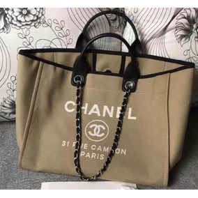 0f90add97 Chanel Deauville Cambon - Bolsas Femininas no Mercado Livre Brasil
