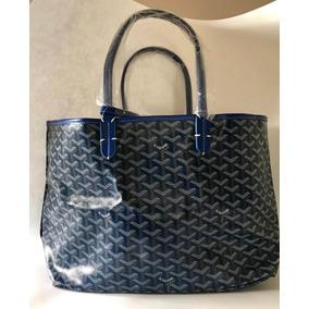 8ff3ee6a4d56e Bolsa Goyard Azul Rey Paris - Bolsas en Mercado Libre México