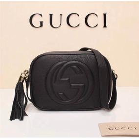 293f30e942df5 Bolsa Gucci Soho Réplica - Bolsa Gucci Femininas no Mercado Livre Brasil
