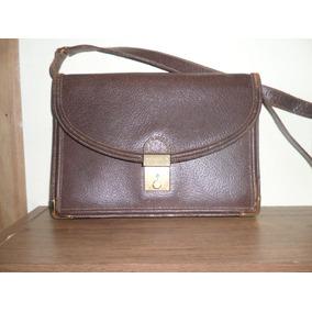2df71dd6f Bolsa Gucci Messenger Em Couro Italiana Original