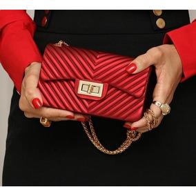78d7b8bc38 Bolsa Pequena Noite Bolsas - Bolsa de Verniz Femininas Rosa no Mercado  Livre Brasil