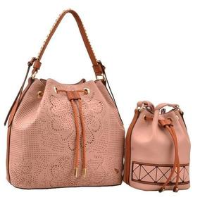 1fdccf3daf7b3 Bolsa Chanel Inspired Bege - Bagagem e Bolsas no Mercado Livre Brasil
