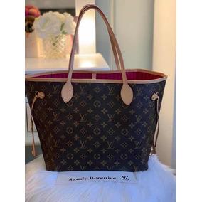 3533d7351 Bolsa Neverfull Clon Aaa - Bolsas Louis Vuitton Negro en Mercado ...