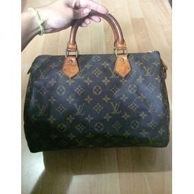 882a11655 Bolsa Originales Luis Vuitton - Bolsas Naranja oscuro, Usado en ...