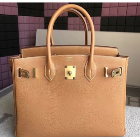 db4692276 Bolsa Original Hermes Birkin Preta - Bolsas no Mercado Livre Brasil