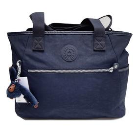 f244ff555 Kipling Bolsa Grande Para Laptop Original Lizabeth True Blue