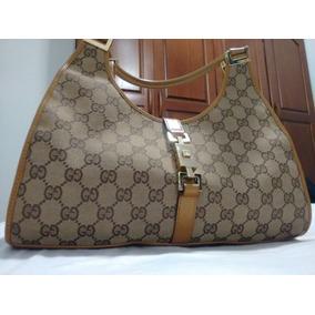ed3c6534a Bolsa Gucci Jackie Original - Bolsas no Mercado Livre Brasil