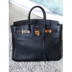 e87e4e5dfc50c Bolsa Hermes Birkin - Bolsa de Couro Femininas no Mercado Livre Brasil