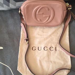 752993603d3e1 Gucci Soho Disco Bag - Bolsas Femininas no Mercado Livre Brasil