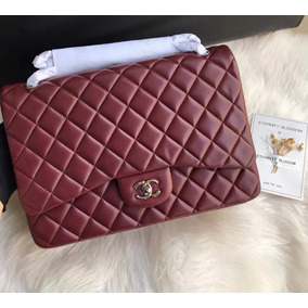 e7901d6a3 Bolsa Chanel Max Jumbo Réplica - Bolsa Chanel Femininas no Mercado ...