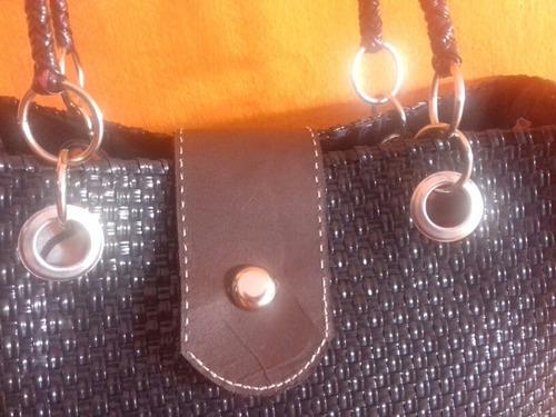 bolsas artesanales.