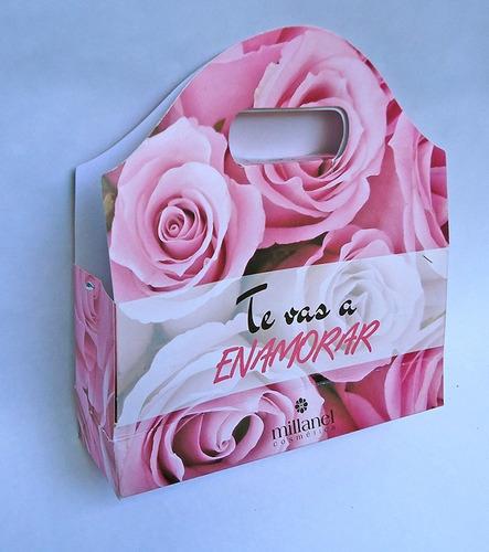 bolsas artesanales impresas en cartulina y/o papel