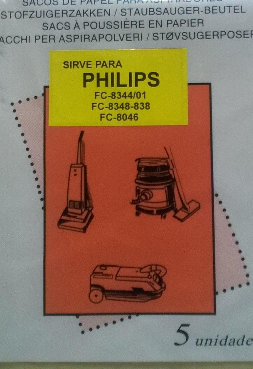 FC8344 20 Staubsaugerbeutel Für Philips FC 8344 FC8348 FC 8348