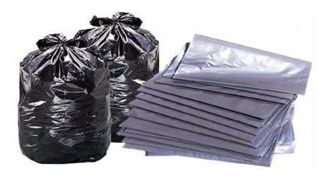 bolsas basura 40kg cal 8/10/12/14 extrafuerte  oferta 3750
