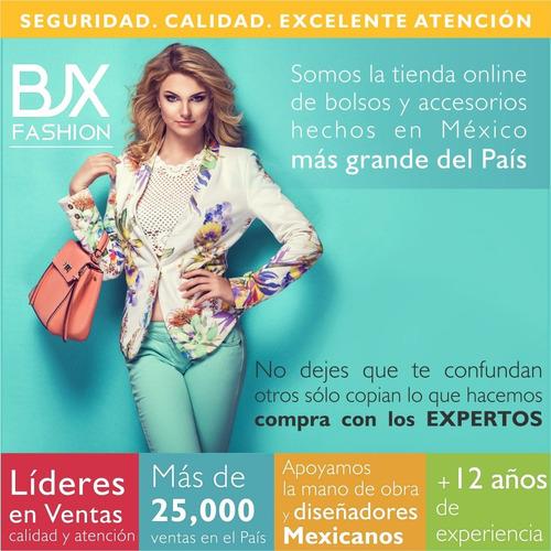 bolsas calidad de exportación. fabricante moda bajío fashion