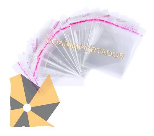 bolsas cierre autoadhesivo celofán polipropileno 12x9 200